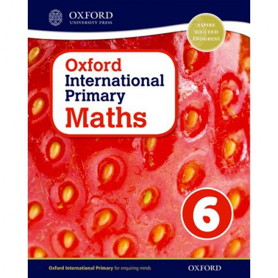 Oxford International Primary Maths 6 (ISBN: 9780198394648)