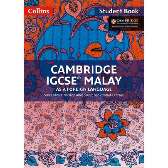 Collins Cambridge IGCSE™ Malay Student's Book (ISBN: 9780008202774)
