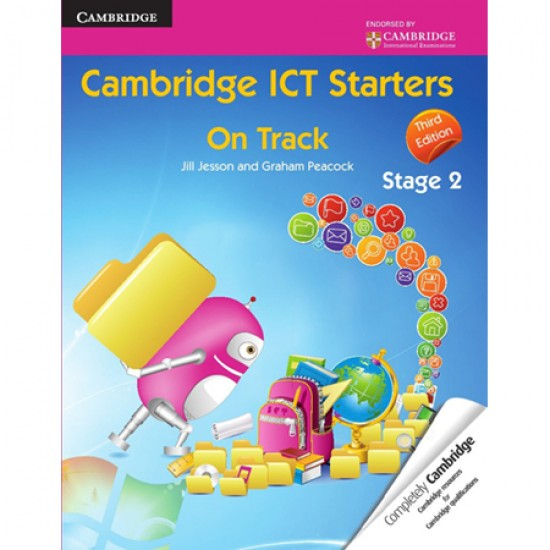 Cambridge ICT Starters: On Track, Stage 2 (ISBN: 9781107625150)