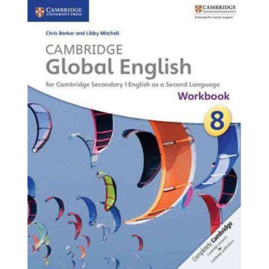 Cambridge Global English Stages 7–9 Stage 8 Workbook (ISBN: 9781107657717)