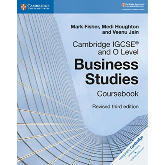 Cambridge IGCSE and O Level Business Studies Revised Coursebook (ISBN: 9781108563987)