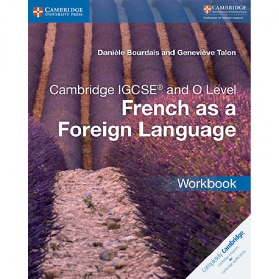 Cambridge IGCSE and O Level French as a Foreign Language Workbook (ISBN: 9781316626375)