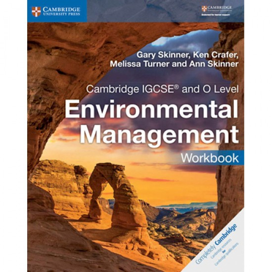 Cambridge IGCSE and O Level Environmental Management Workbook (ISBN: 9781316634875)