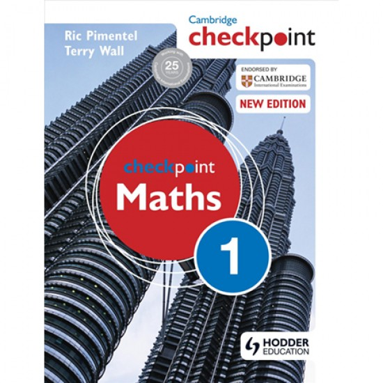 Cambridge Checkpoint Maths Student's Book 1 (ISBN: 9781444143959)