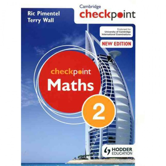 Cambridge Checkpoint Maths Student's Book 2 (ISBN: 9781444143973)