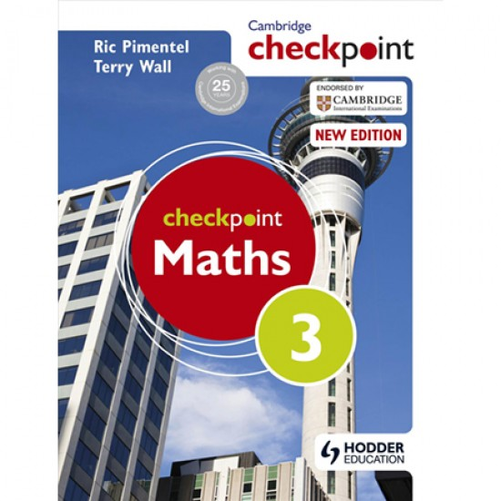 Cambridge Checkpoint Maths Student's Book 3 (ISBN: 9781444143997)