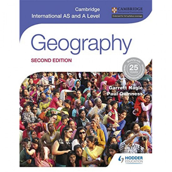 Cambridge International AS and A Level Geography Second Edition (ISBN: 9781471868566)