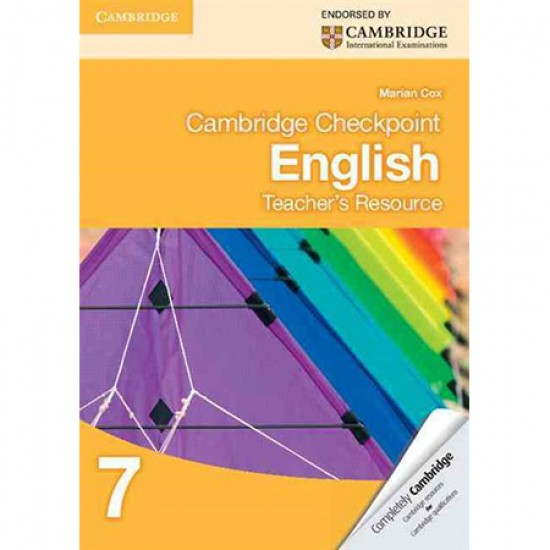 Cambridge Checkpoint English Teacher's Resource CD-ROM 7 (ISBN: 9781107607248)