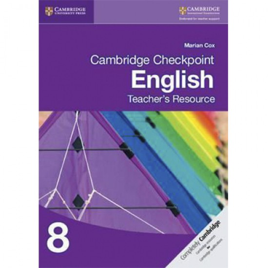 Cambridge Checkpoint English Teacher's Resource CD-ROM 8 (ISBN: 9781107651227)
