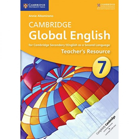 Cambridge Global English Stage 7 Teacher's Resource CD-ROM (ISBN: 9781107688704)