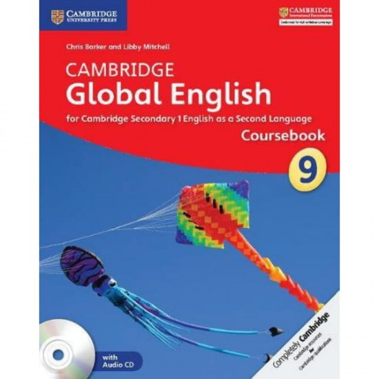 Cambridge Global English Stage 9 Coursebook with Audio CD (ISBN: 9781107689732)