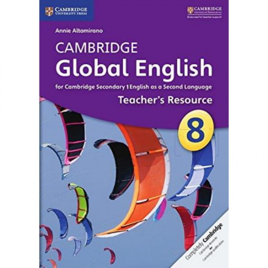 Cambridge Global English Stages 7-9 Stage 8 Teacher's Resource CD-ROM (ISBN: 9781107691032)