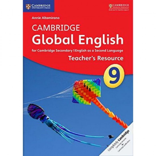 Cambridge Global English Stage 9 Teacher's Resource CD-ROM (ISBN: 9781316603079)