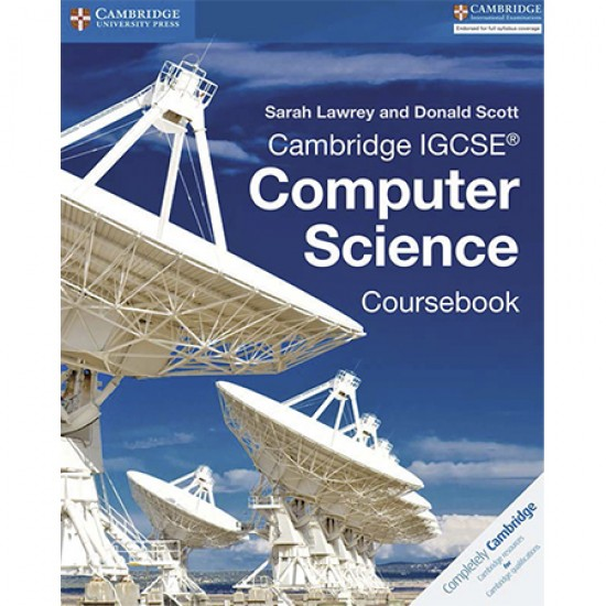 Cambridge IGCSE Computer Science Coursebook (ISBN: 9781107518698)