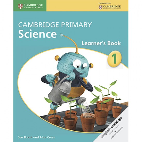 Cambridge Primary Science Stage 1 Learner's Book (ISBN: 9781107611382)