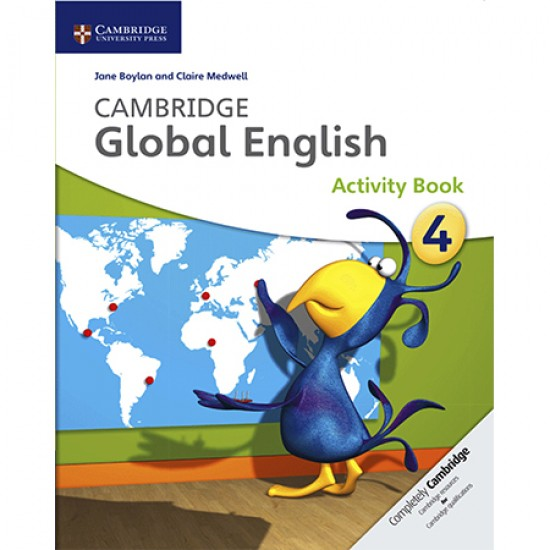 Cambridge Global English Stage 4 Activity Book (ISBN: 9781107613614)