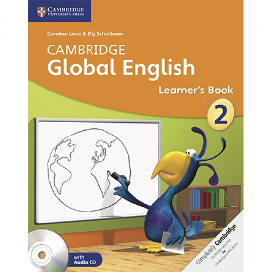 Cambridge Global English Stage 2 Learner's Book with Audio CDs (2) (ISBN: 9781107613805)
