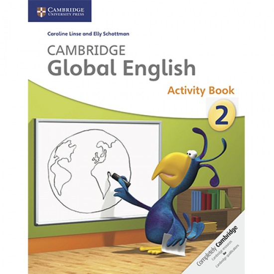 Cambridge Global English Stage 2 Activity Book (ISBN: 9781107613812)