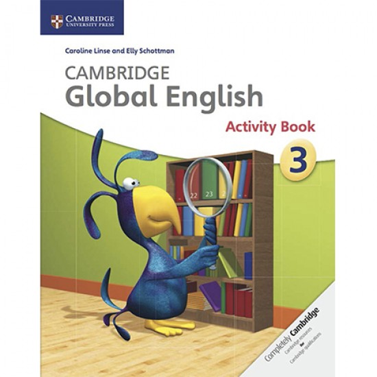 Cambridge Global English Stage 3 Activity Book (ISBN: 9781107613836)