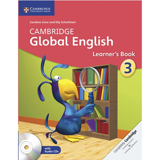Cambridge Global English Stage 3 Learner's Book with Audio CDs (2) (ISBN: 9781107613843)