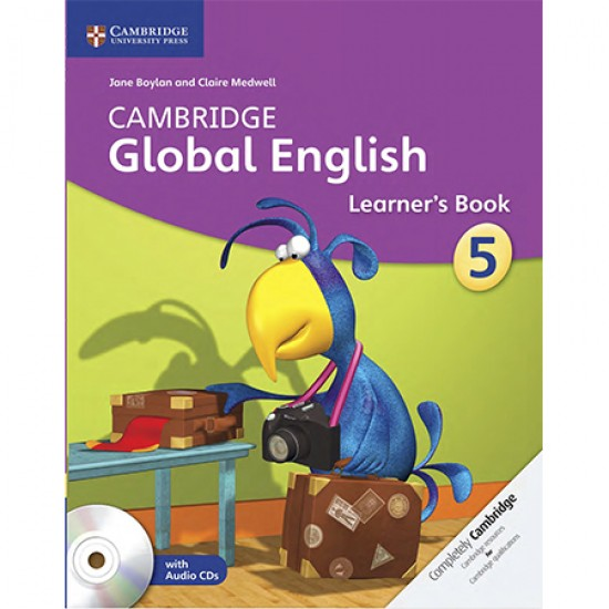 Cambridge Global English Stage 5 Learner's Book with Audio CDs (2) (ISBN: 9781107619814)