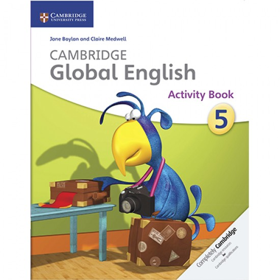 Cambridge Global English Stage 5 Activity Book (ISBN: 9781107621237)