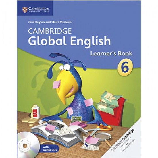 Cambridge Global English Stage 6 Learner's Book with Audio CDs (2) (ISBN: 9781107621251)