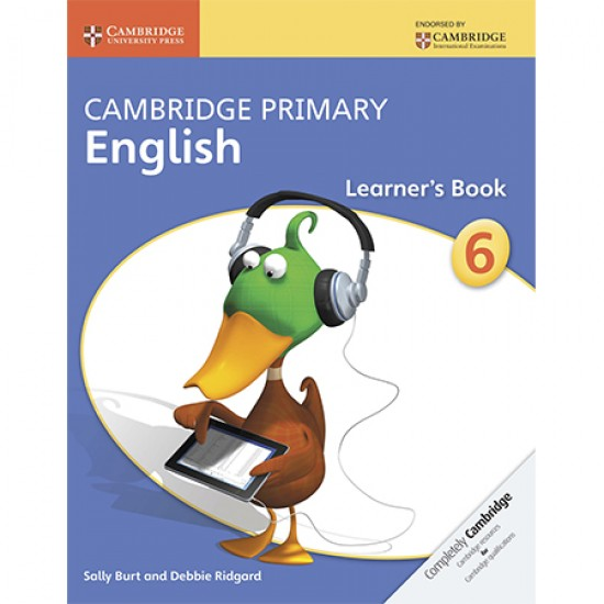 Cambridge Primary English Stage 6 Learner's Book (ISBN: 9781107628663)