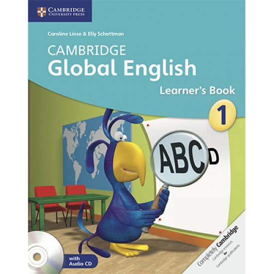 Cambridge Global English Stage 1 Learner's Book with Audio CDs (2) (ISBN: 9781107676091)