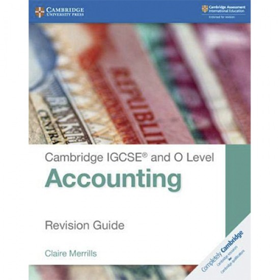 Cambridge IGCSE and O Level Accounting Revision Guide (ISBN: 9781108436991)