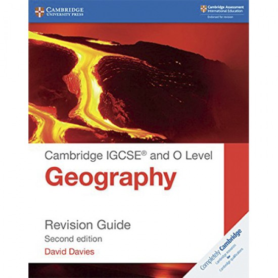Cambridge IGCSE and O Level Geography Revision Guide (ISBN: 9781108440325)