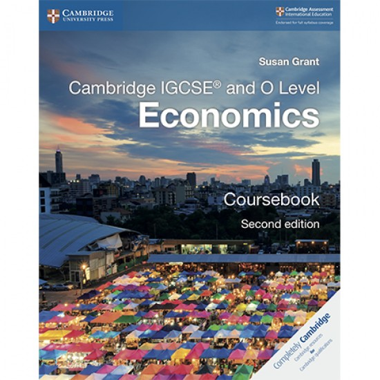 Cambridge IGCSE and O Level Economics Coursebook (ISBN: 9781108440387)