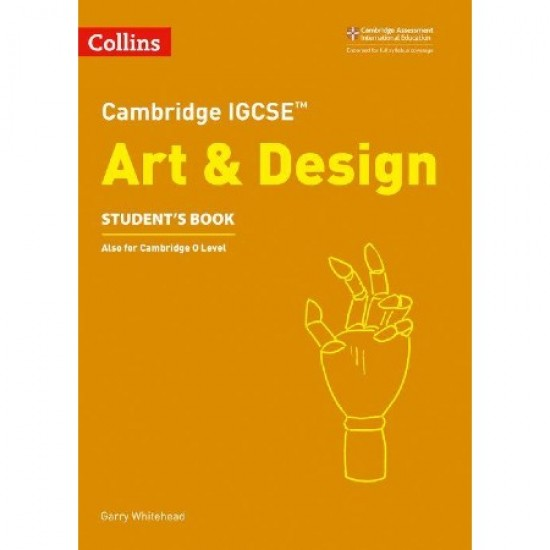 Collins Cambridge IGCSE™ Art and Design Student's Book (ISBN: 9780008250966)