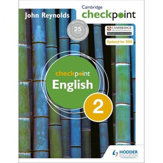 Cambridge Checkpoint English Student's Book 2 (ISBN: 9781444143850)