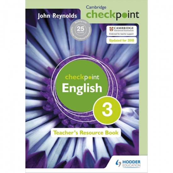 Cambridge Checkpoint English Teacher's Resource Book 3 (ISBN: 9781444143911)
