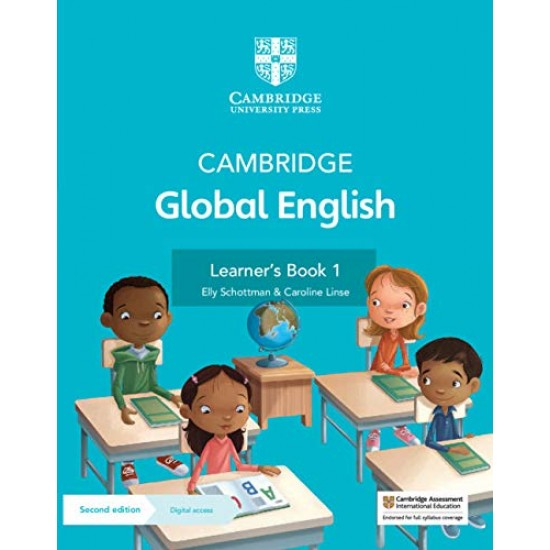 Cambridge Global English Learner's Book with Digital Access Stage 1 (ISBN:9781108963619)