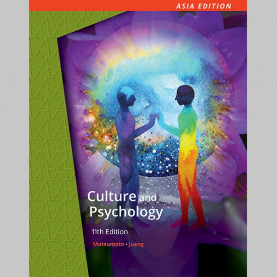 AE Culture and Psychology 6th Edition (ISBN: 9789814834674)