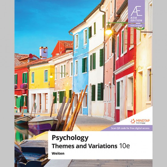 AE Psychology: Themes and Variations 10th Edition (ISBN: 9789814846417)