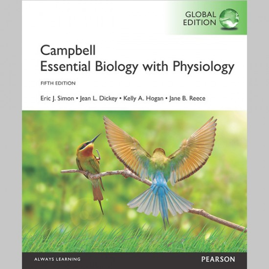 Campbell Essential Biology with Physiology, Global Edition (ISBN: 9781292102368)