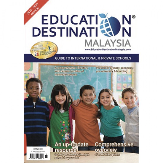 Education Destination Malaysia Guide to International & Private Schools 2019/20 Edition (ISBN: 9772289416001)