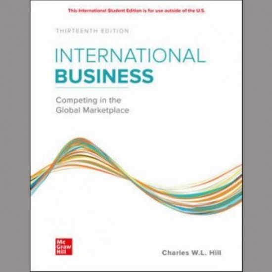 ISE International Business: Competing in the Global Marketplace (ISBN: 9781260575866)