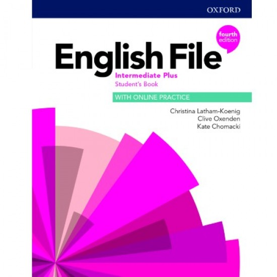 English File Intermediate Plus Student's Book with Online Practice (ISBN: 9780194038911)