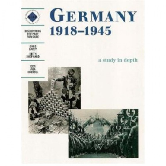 Discovering the Past: Germany 1918-1945 (ISBN: 9780719570599)