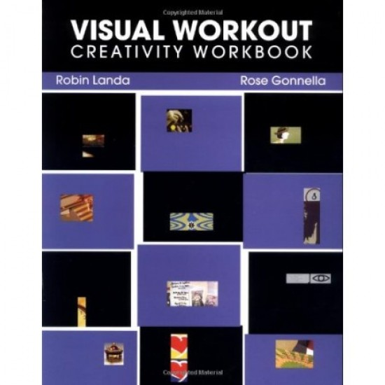 Visual Workout: Creativity Workbook (Design Concepts) (ISBN: 9780766813649)