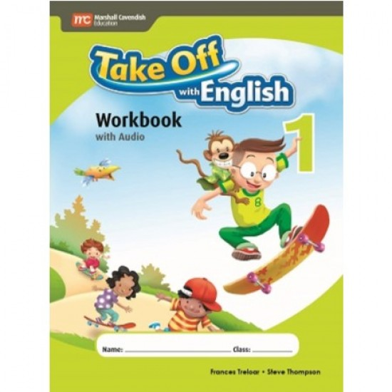 Take Off with English Workbook With Audio 1 (ISBN: 9789810189846)
