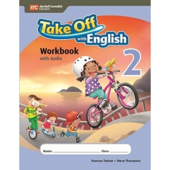 Take Off with English Workbook With Audio 2 (ISBN: 9789810189853)