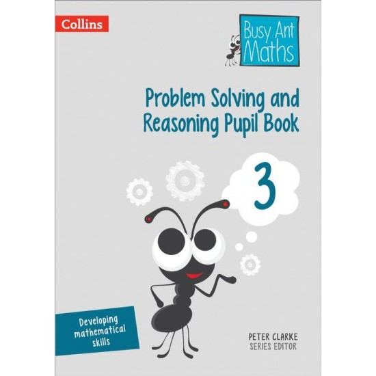 BUSY ANT MATHS REASONING PUPIL BOOK 3 (ISBN:9780008260569)