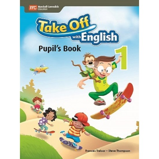 Take off With English Pupil's Bk 1 (ISBN:9789810189785)
