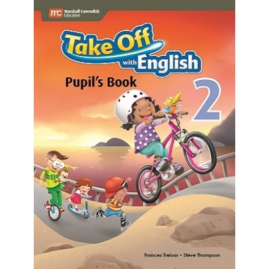 Take off With English Pupil's Bk 2 (ISBN:9789810189792)
