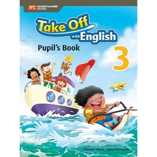 Take off With English Pupil's Bk 3 (ISBN:9789810189808)